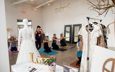 Events @ Engaged: Pure Barre Bridal