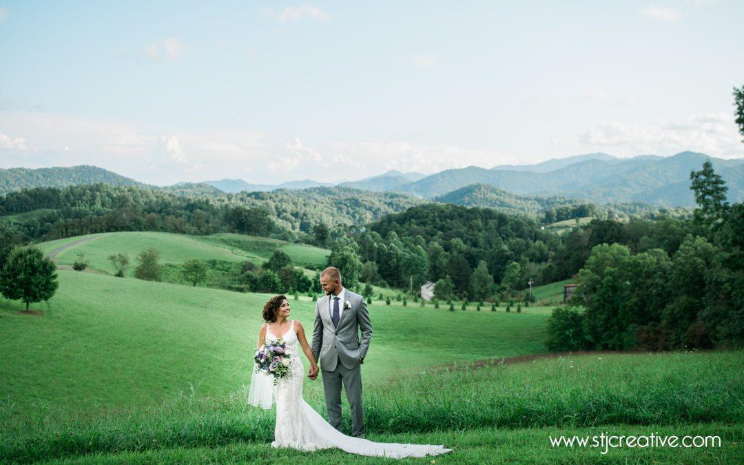 Real Wedding: Lauren & Marty